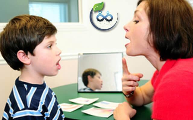 گفتاردرمانی در کودکان