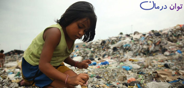 کودکان خیابانی در دنیا