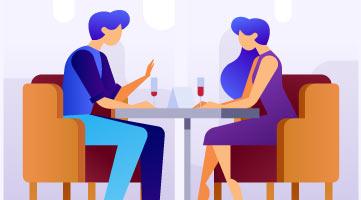 3 اشتباه بزرگ در اولین ملاقات