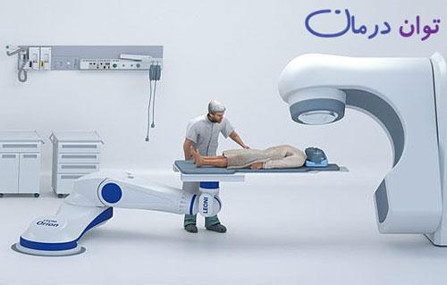 پرتودرمانی سرطان جنجره