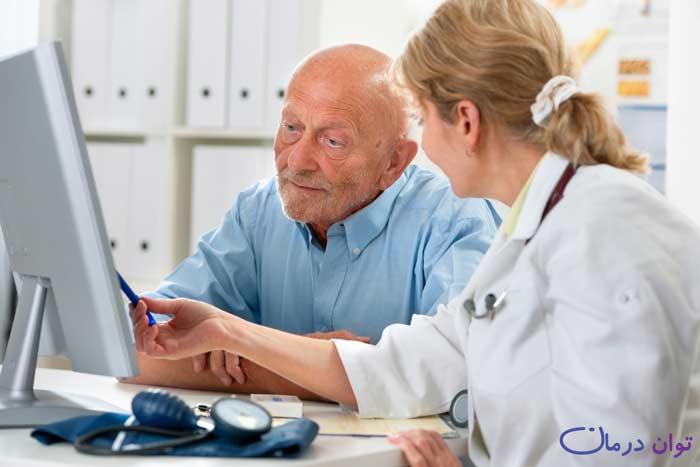 درمان اختلال صدای سالمندی